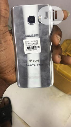 Samsung Galaxy S7 edge 32 GB Silver | Mobile Phones for sale in Lagos State, Ikeja