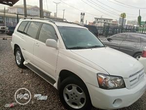 Toyota Highlander 2007 Limited V6 White   Cars for sale in Oyo State, Ibadan