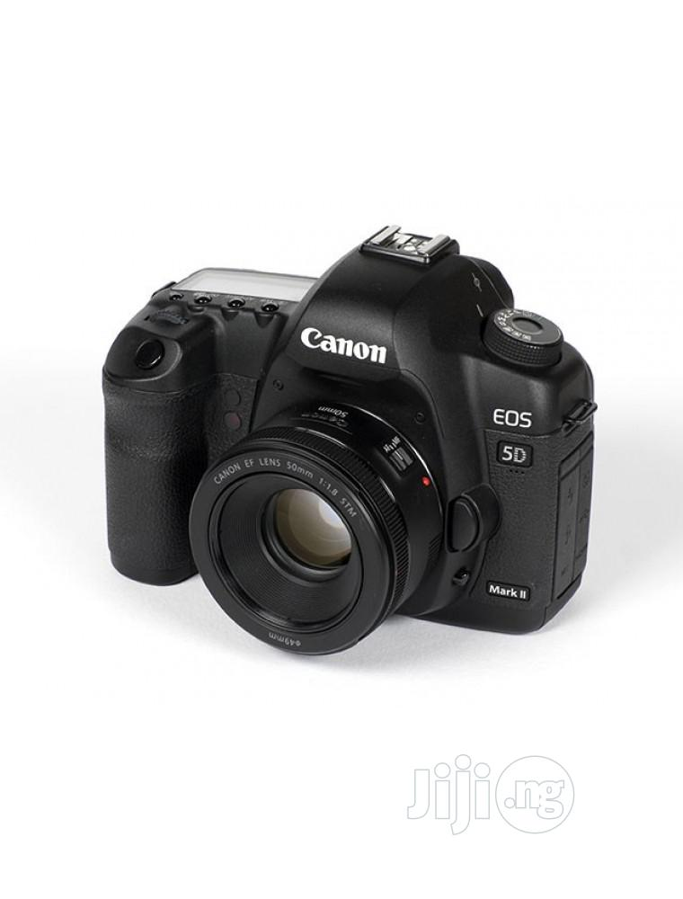 Archive: Canon EOS 5D Mark II + 50mm Lens 21.1MP