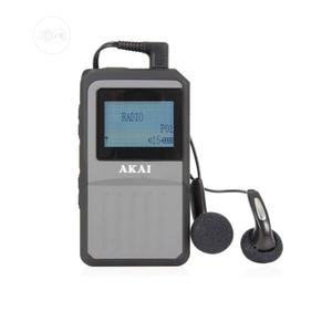 Pocket DAB/FM Radio With LCD Display, Built-in Rechargeable   Audio & Music Equipment for sale in Lagos State, Ajah