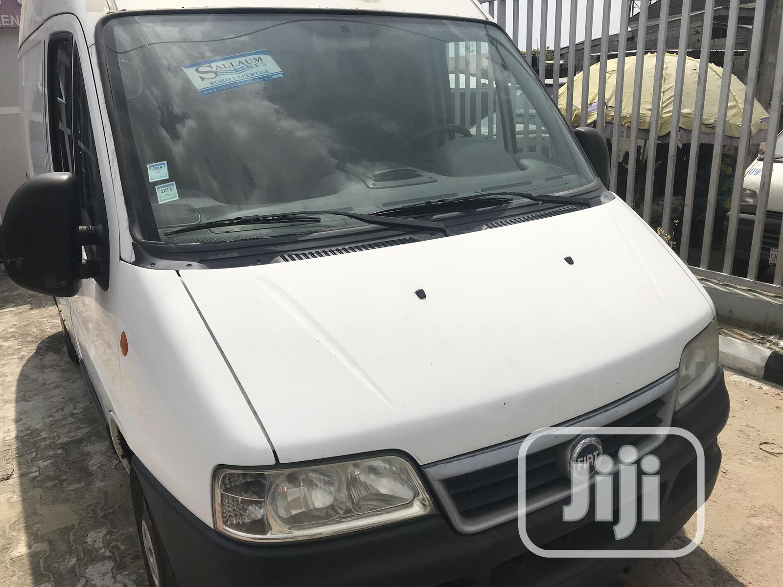 Clean Fiat Ducato Bus 2001 For Sell