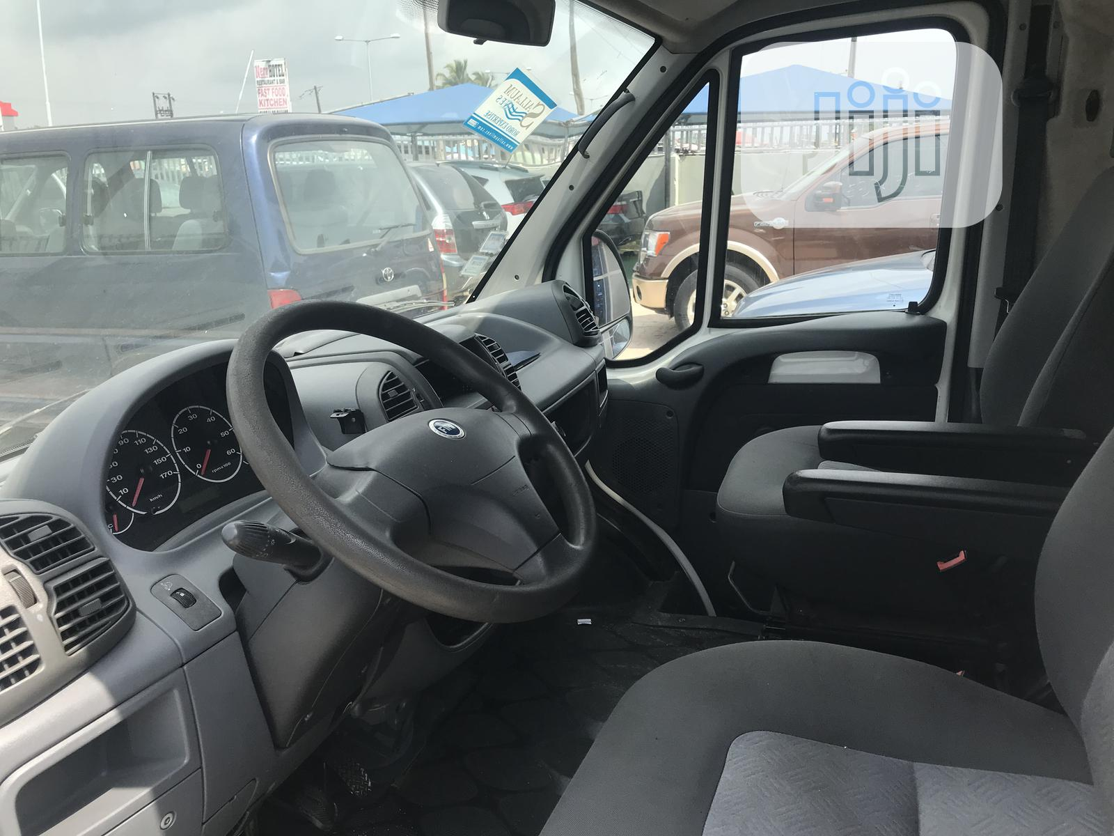 Clean Fiat Ducato Bus 2001 For Sell | Buses & Microbuses for sale in Ajah, Lagos State, Nigeria