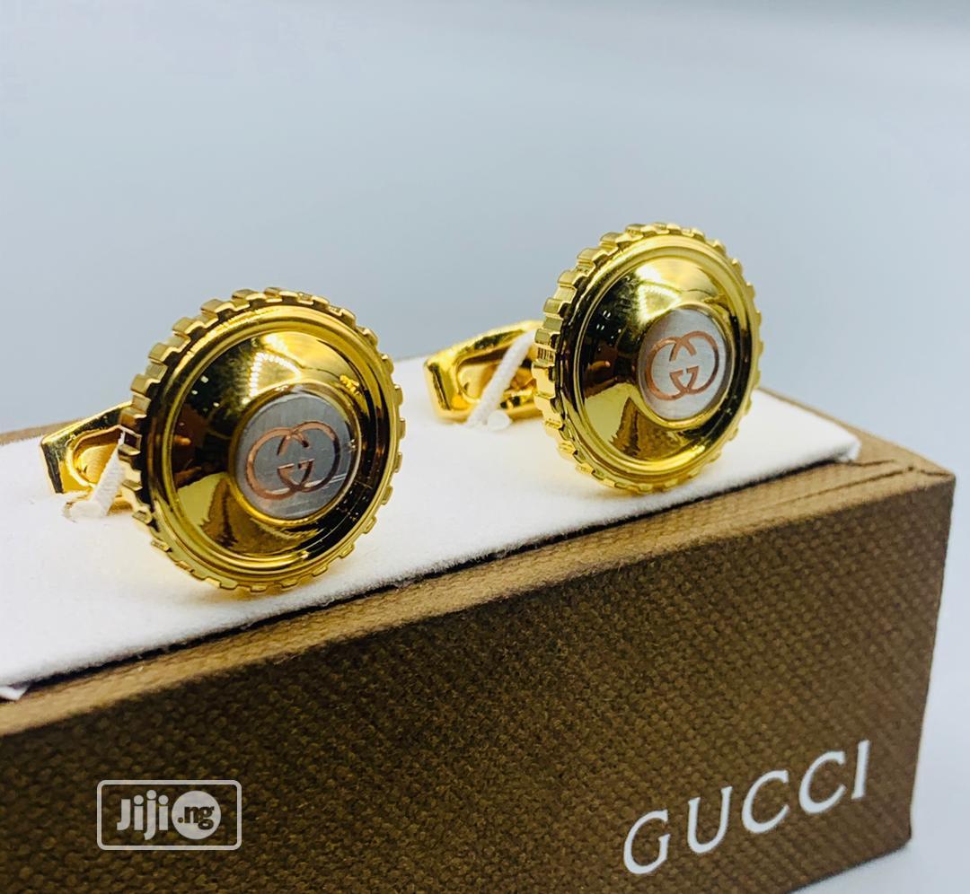 Archive: Gucci Cufflinks