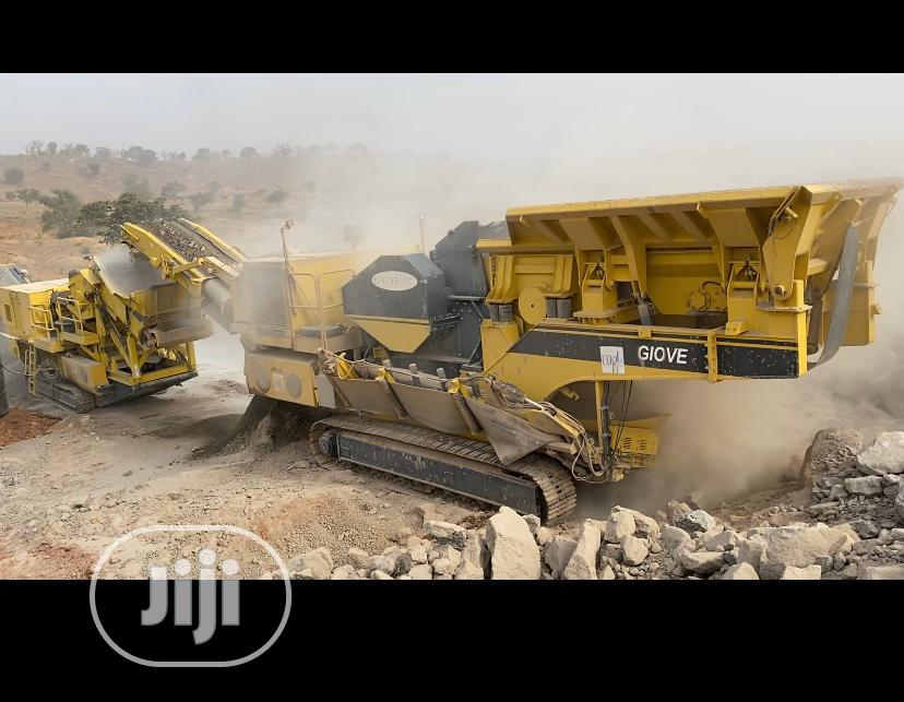 Keestrack Mobile Crusher For Sale | Heavy Equipment for sale in Ilorin West, Kwara State, Nigeria