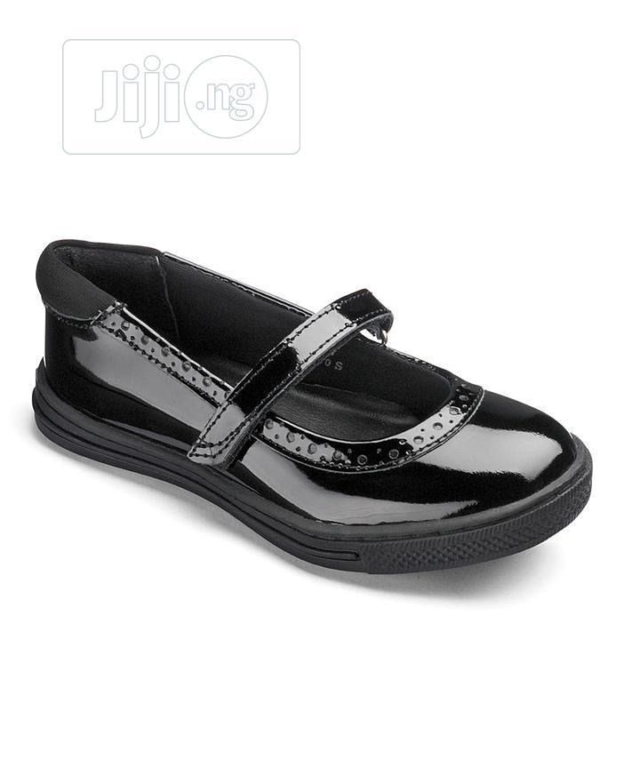 Big Girl School Shoe