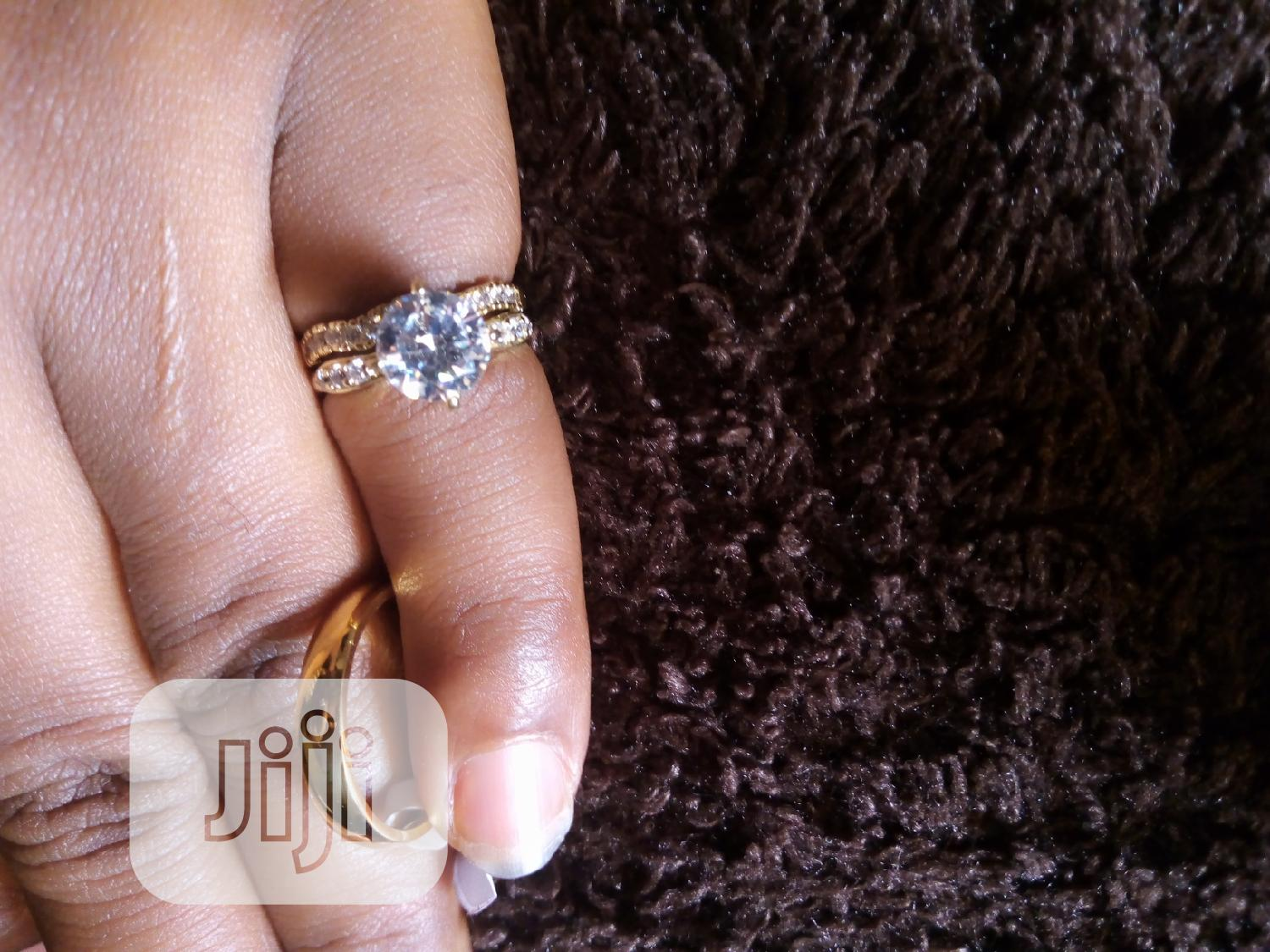 Archive: Beautiful Sterling Wedding An Engagement Ring