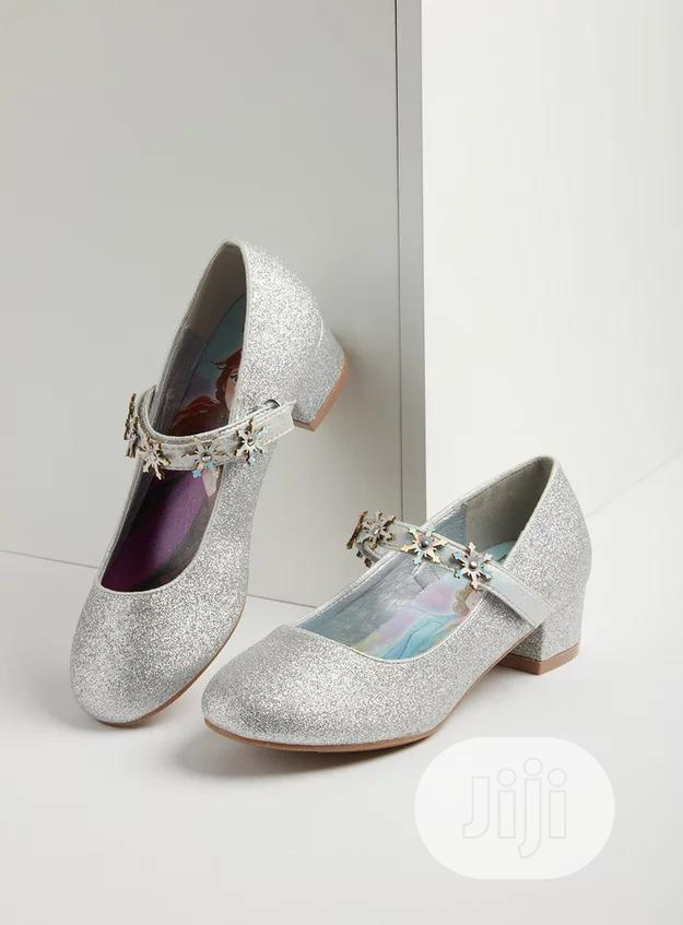 Original Disney Frozen Heeled Shoe | Children's Shoes for sale in Surulere, Lagos State, Nigeria