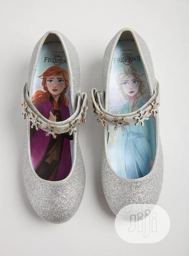 Original Disney Frozen Heeled Shoe
