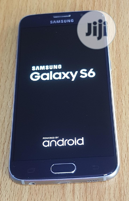 Samsung Galaxy S6 32 GB Black | Mobile Phones for sale in Mushin, Lagos State, Nigeria