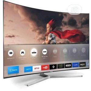 "Polystar Curved LED 32"" Smart TV   TV & DVD Equipment for sale in Lagos State, Ikeja"