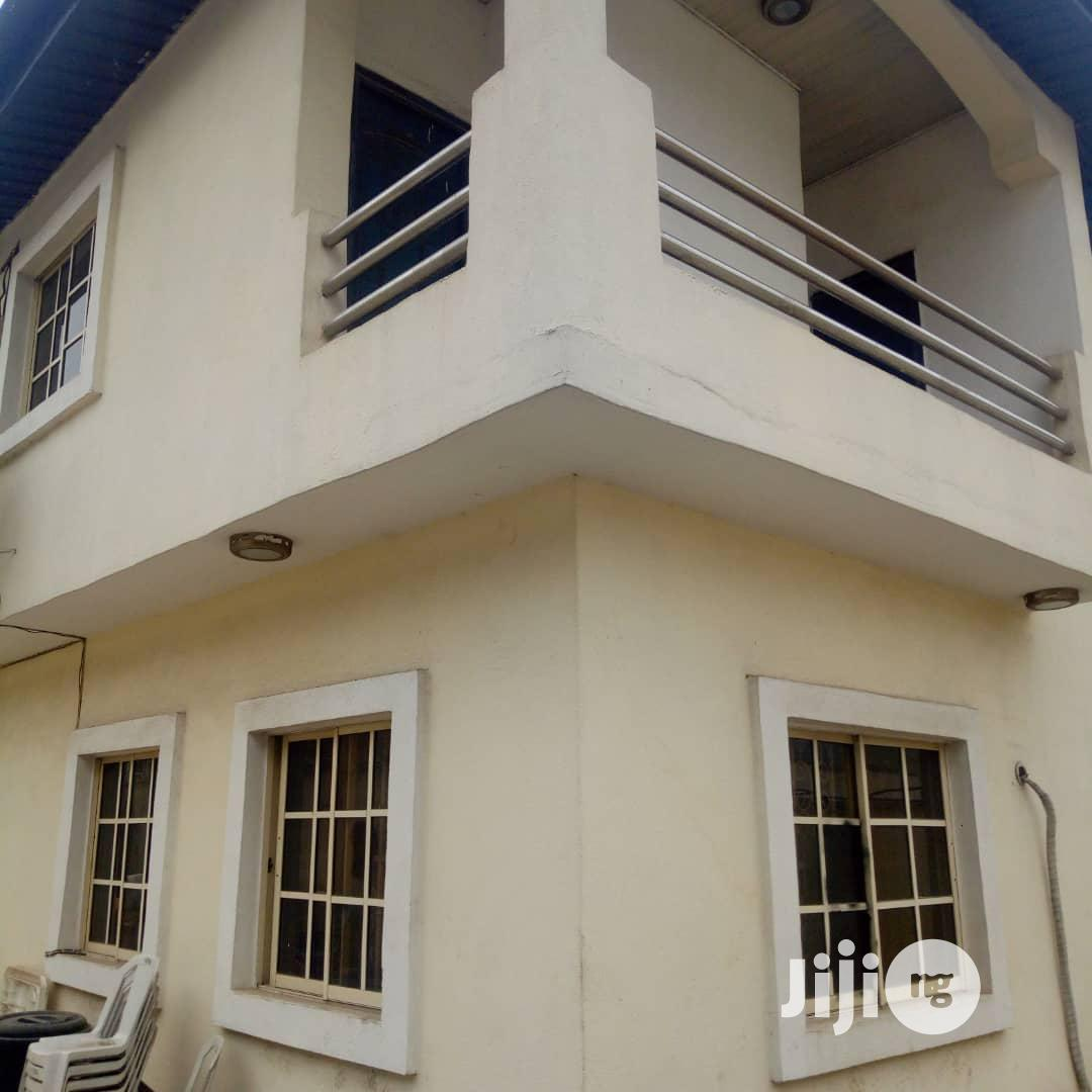 Distressed Sale Of 4bed Detached Duplex At Omole Phase 1