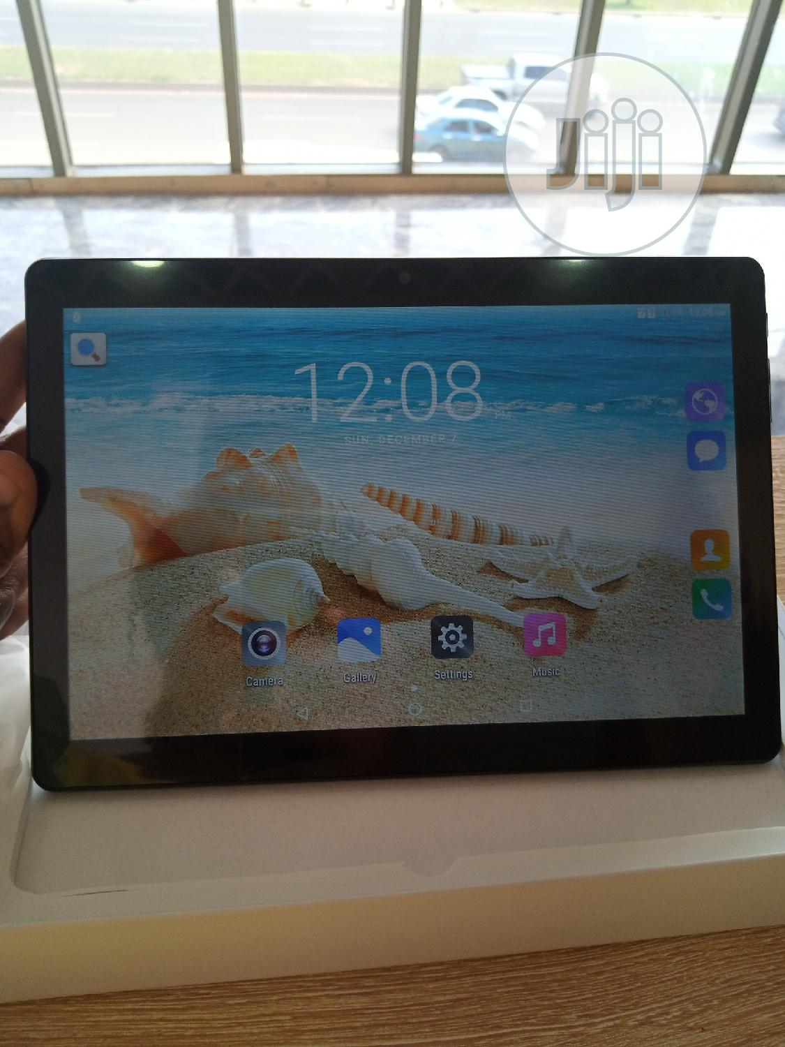 New Tablet 4 GB Black