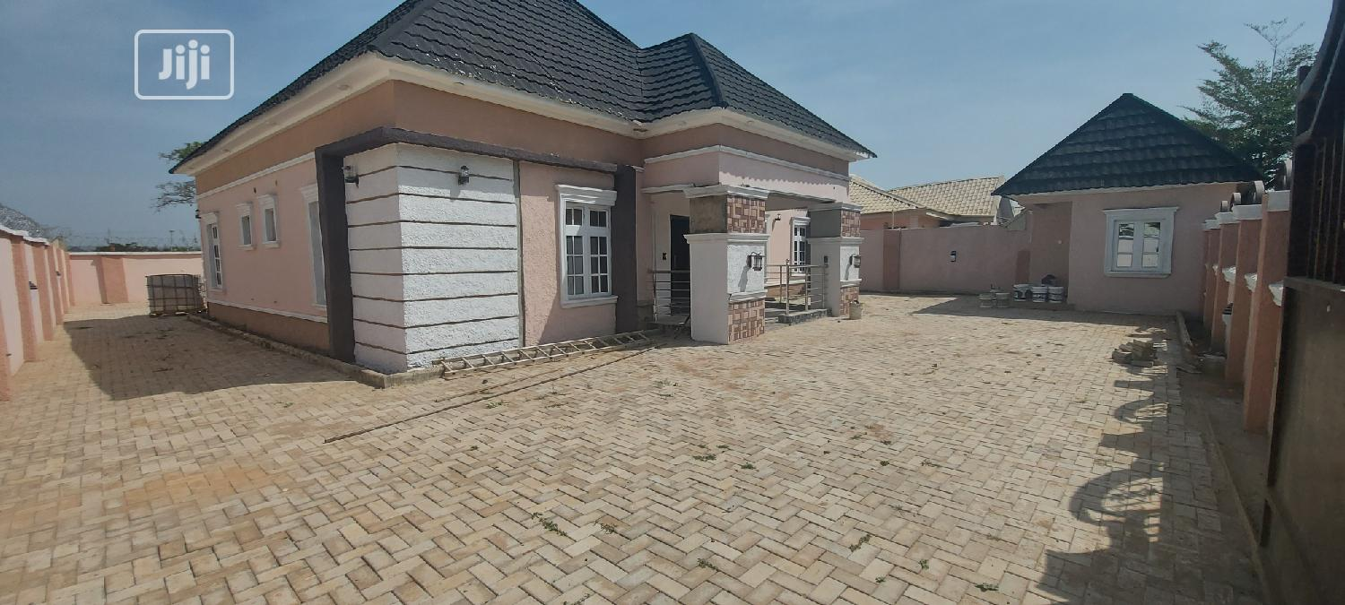 Newly And Tastefully Built 3bedroom Bungalow For Sale.