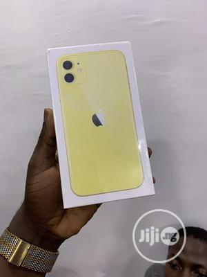New Apple iPhone 11 64 GB Yellow | Mobile Phones for sale in Lagos State, Ikeja