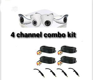 2mp Combo Kit 4 Channel | Security & Surveillance for sale in Lagos State, Ikeja