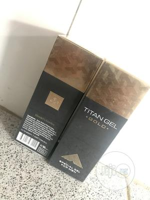 Remarkable Penis Increase- GOLDEN TITAN GEL   Sexual Wellness for sale in Kano State, Tarauni
