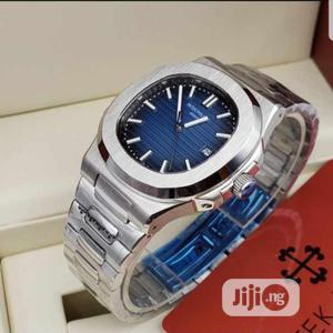 Patek Philippe Automatic Silver Chain Watch | Watches for sale in Lagos State, Lagos Island (Eko)