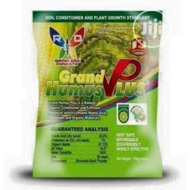 King Humus Plus Organic Fertilizer