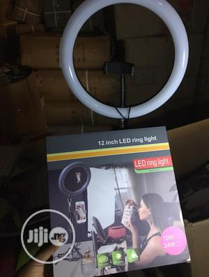 12inch Dimmable Led Ringlight   Accessories & Supplies for Electronics for sale in Lagos State, Lagos Island (Eko)