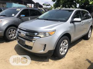 Ford Edge 2009 Silver | Cars for sale in Lagos State, Apapa