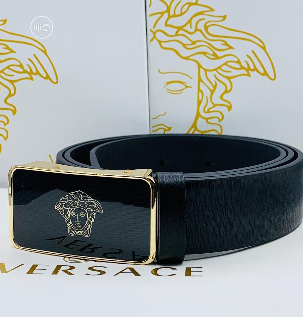 Archive: Versace Belt