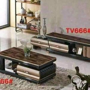 Beautiful Center Table and TV Stand   Furniture for sale in Lagos State, Ojo