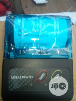 Portable Mobile Phone Printer Wireless Print Reciept | Store Equipment for sale in Lagos State, Ikeja
