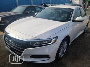 Honda Accord 2019 LX (1.5L 4cyl Turbo CVT) White | Cars for sale in Lagos State, Lekki