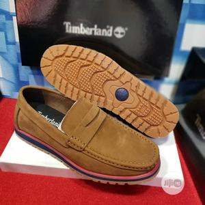 Timberland Men Leather Loafers | Shoes for sale in Lagos State, Lagos Island (Eko)