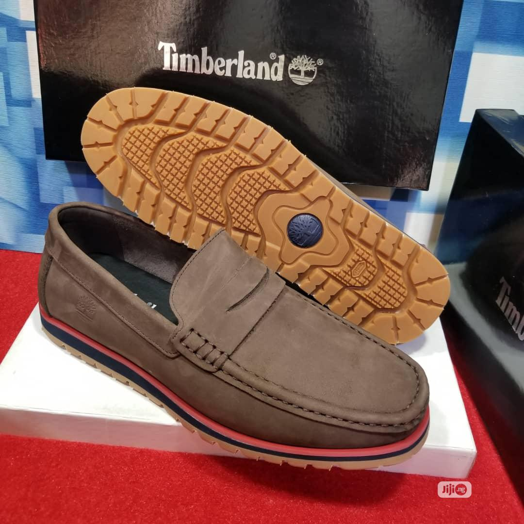 Archive: Timberland Men Leather Loafers