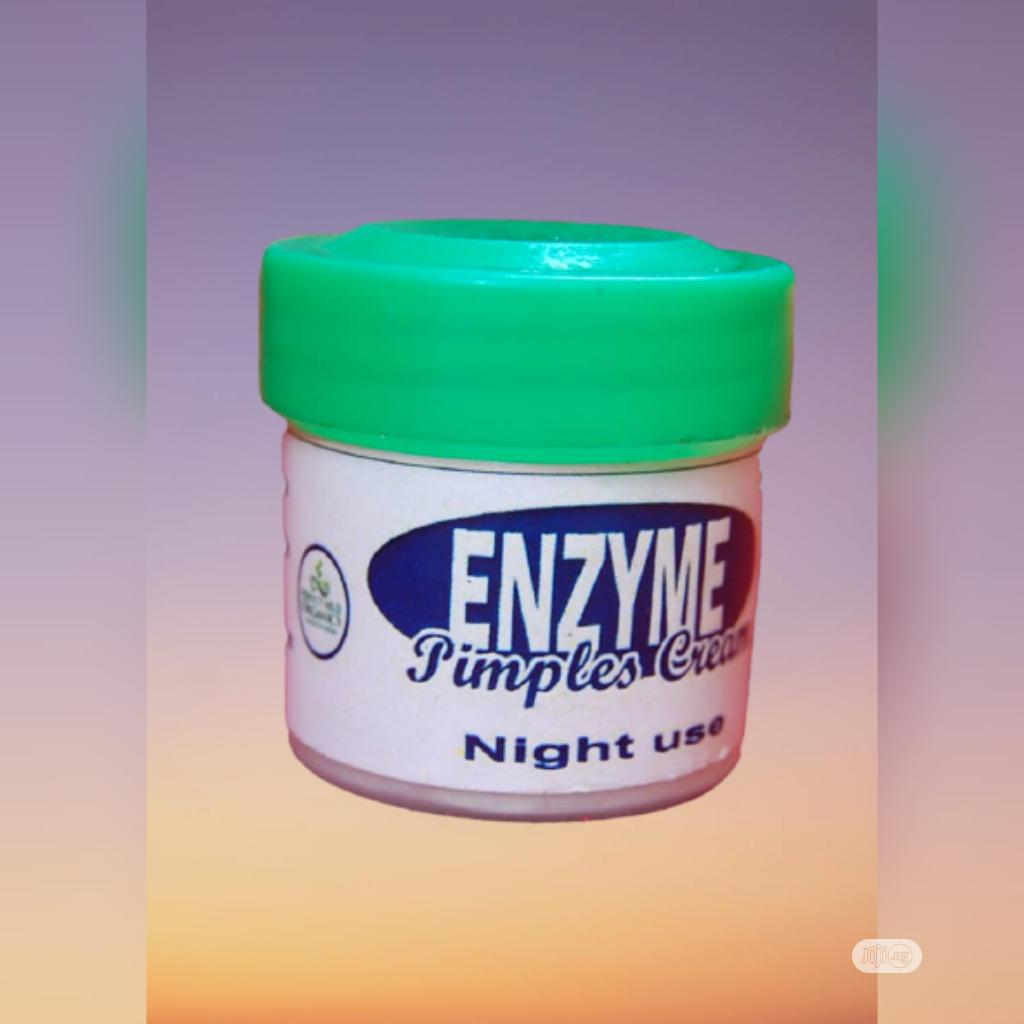 Archive: Enzymes Pimples Cream