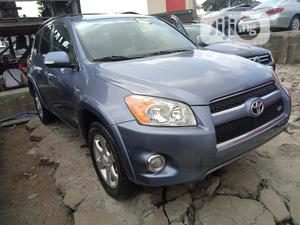 Toyota RAV4 2010 3.5 Limited Blue | Cars for sale in Lagos State, Apapa