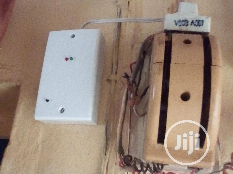 Archive: Light Alarm Indicator