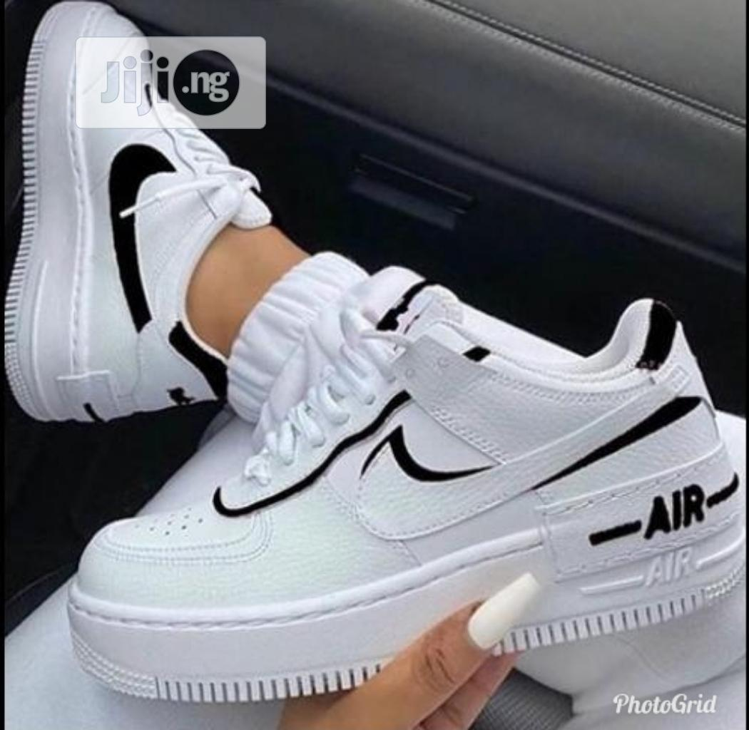Nike Air Force Designer Sneakers   Shoes for sale in Surulere, Lagos State, Nigeria