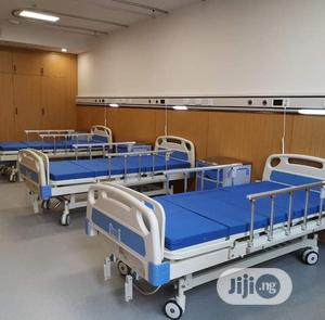 Hospital Beds ABS 2 Crank   Medical Supplies & Equipment for sale in Lagos State, Amuwo-Odofin
