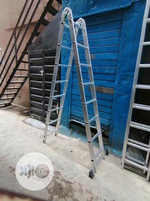 8+8 Multipurpose Ladder   Hand Tools for sale in Lagos State, Lagos Island (Eko)