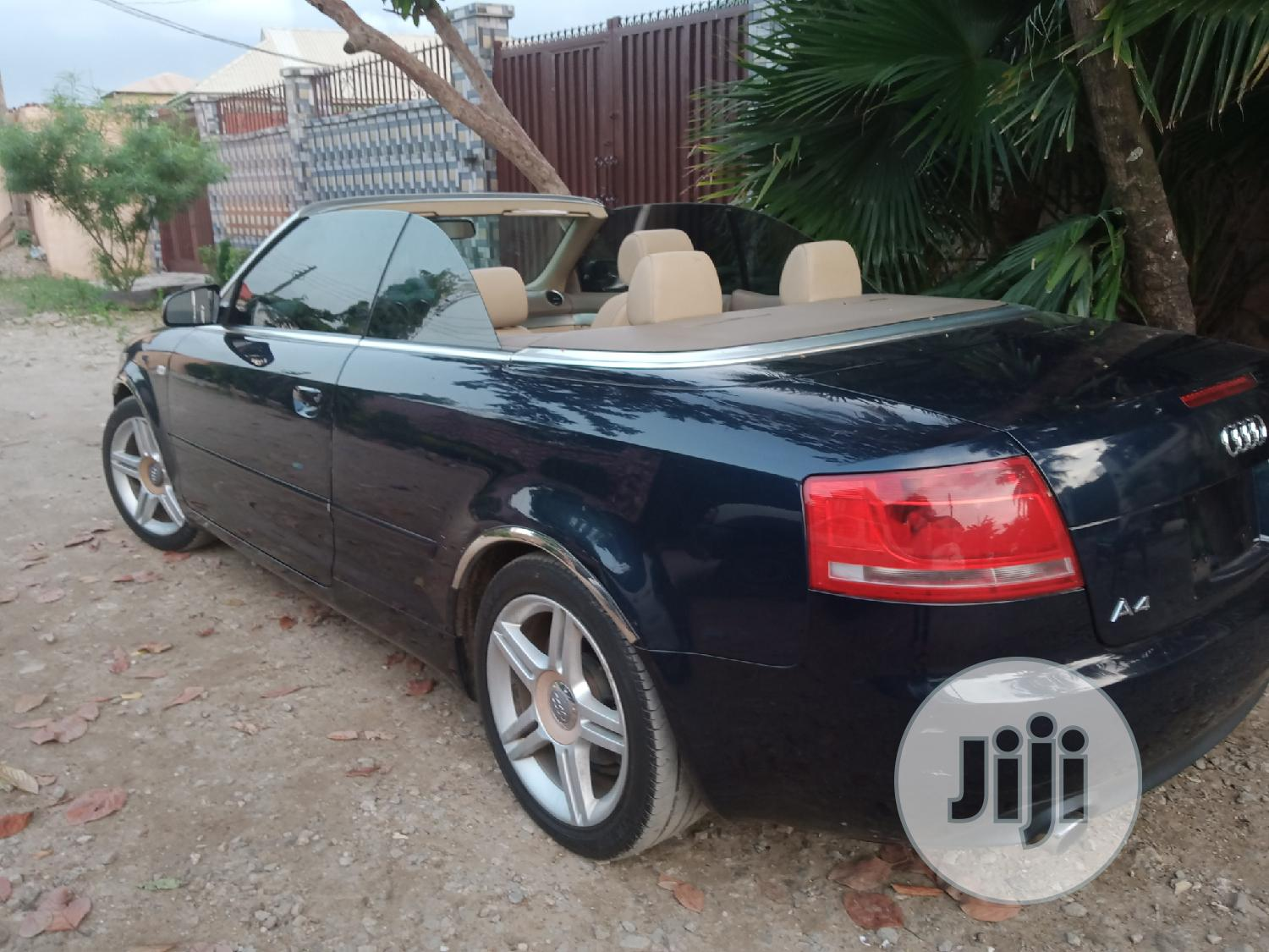Audi A4 2008 1.8 T Blue | Cars for sale in Isolo, Lagos State, Nigeria