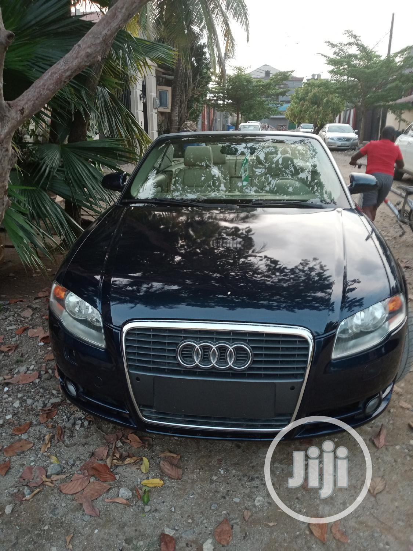 Audi A4 2008 1.8 T Blue