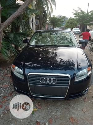 Audi A4 2008 1.8 T Blue | Cars for sale in Lagos State, Isolo