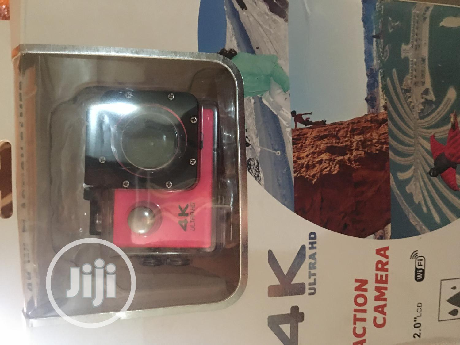 Archive: 4k Action Camera