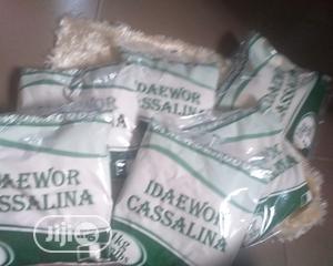 Idaewor Cassalina Aka Cassava Flour | Feeds, Supplements & Seeds for sale in Lagos State, Ifako-Ijaiye