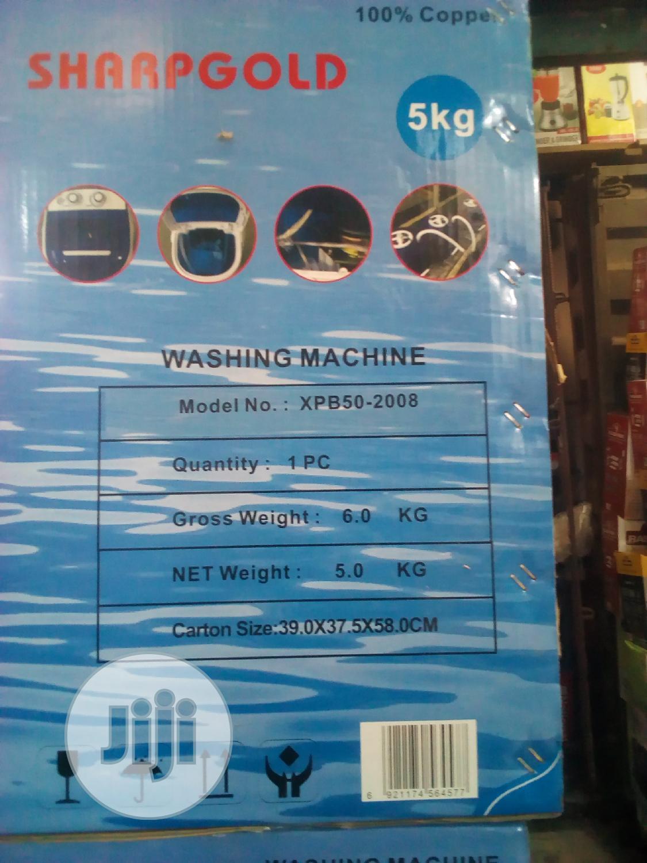 Washing Machine   Home Appliances for sale in Lagos Island (Eko), Lagos State, Nigeria
