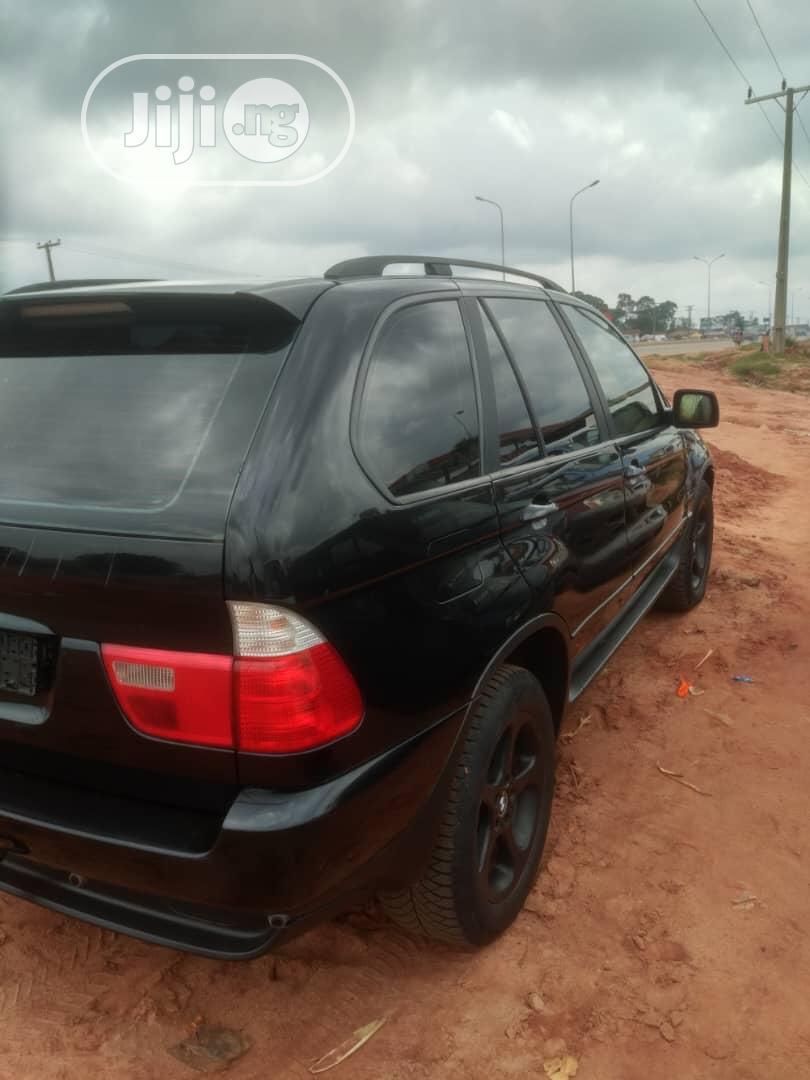 Archive: BMW X5 2008 Black