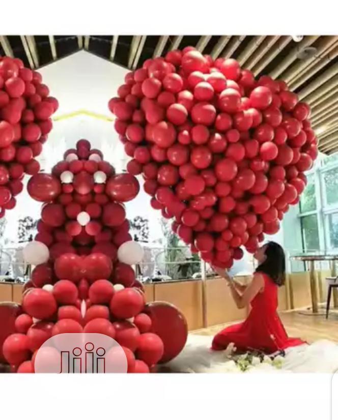 Valentine Balloon Available