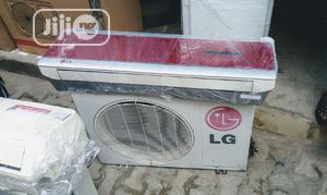 LG Whisen 1.5hp Split Unit Air Conditioner System   Home Appliances for sale in Lagos State, Oshodi