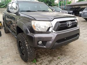 Toyota Tacoma 2013 Gray | Cars for sale in Lagos State, Ikeja