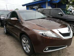 Acura ZDX 2011 Base AWD Brown | Cars for sale in Lagos State, Apapa