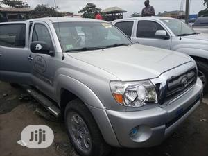 Toyota Tacoma 2008 Silver   Cars for sale in Lagos State, Apapa