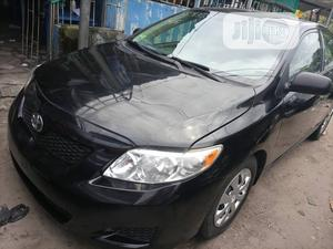 Toyota Corolla 2009 Black   Cars for sale in Lagos State, Apapa