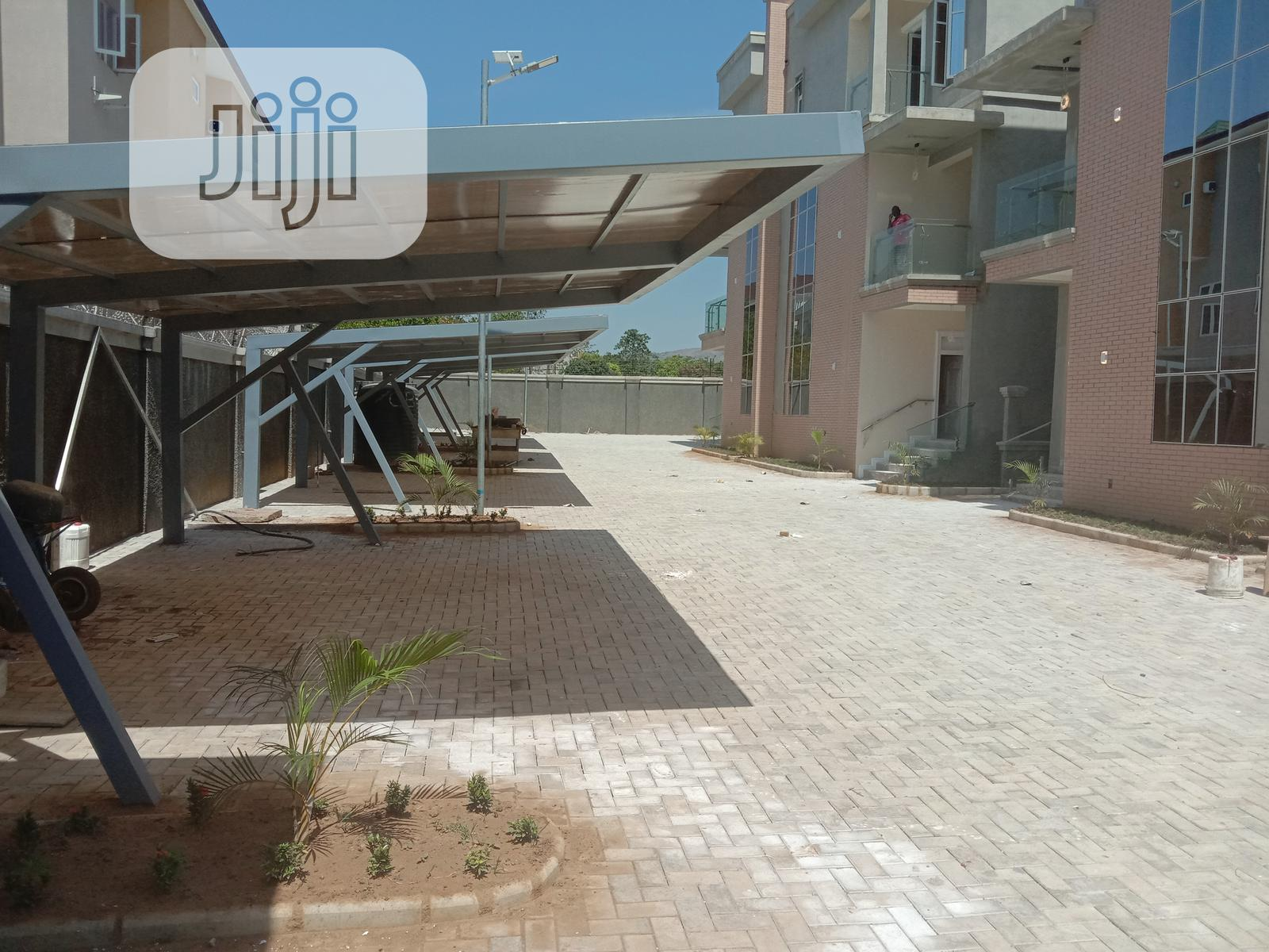 Archive: 4 Units Of 5 Bedroom Terrace Duplex For Sale At Mabushi